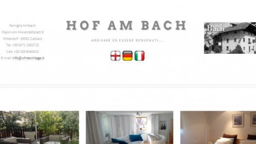 Hof Am Bach developed by 426 Agency